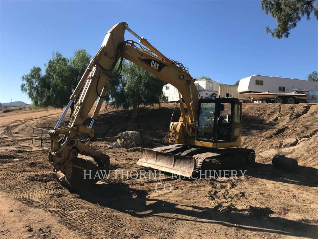 Caterpillar 314CLCR, Pelle sur chenilles, Équipement De Construction