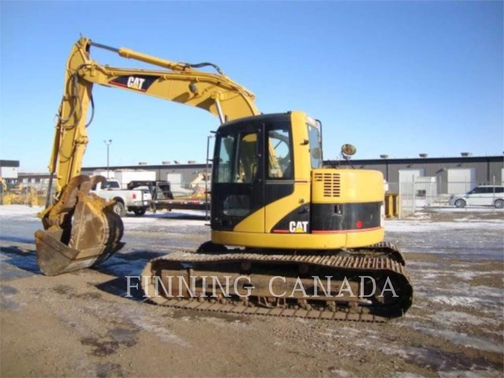Caterpillar 314CLCR, Crawler Excavators, Construction