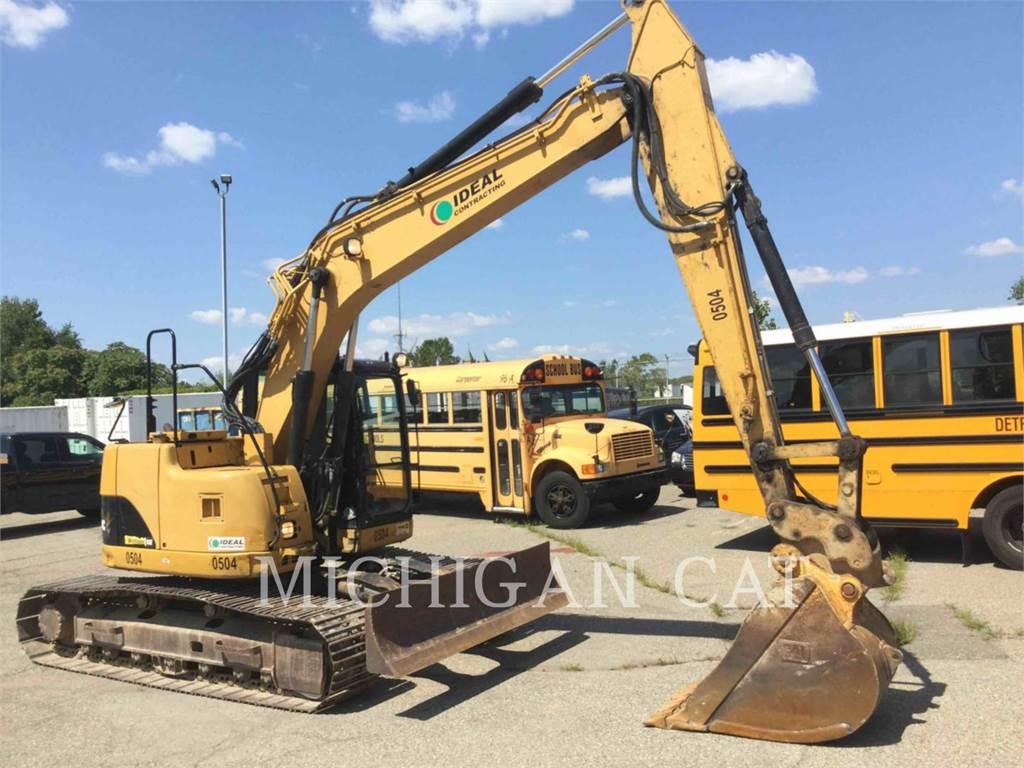 Caterpillar 314CLCR, Crawler Excavators, Construction