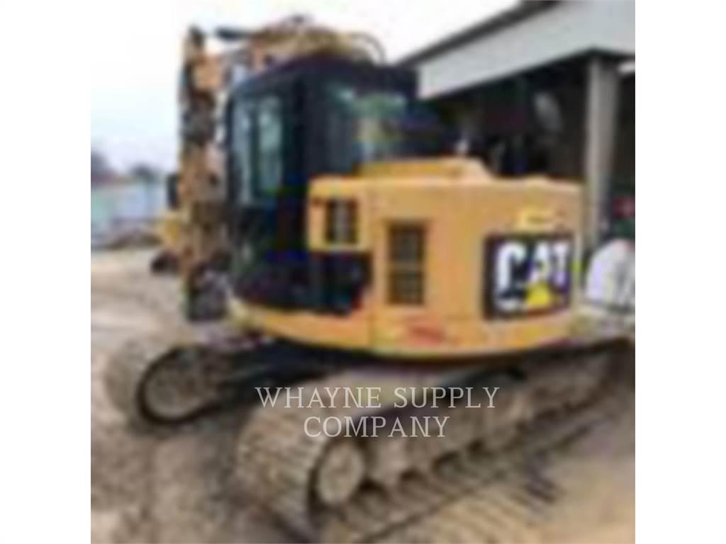 Caterpillar 314DLCR, Crawler Excavators, Construction