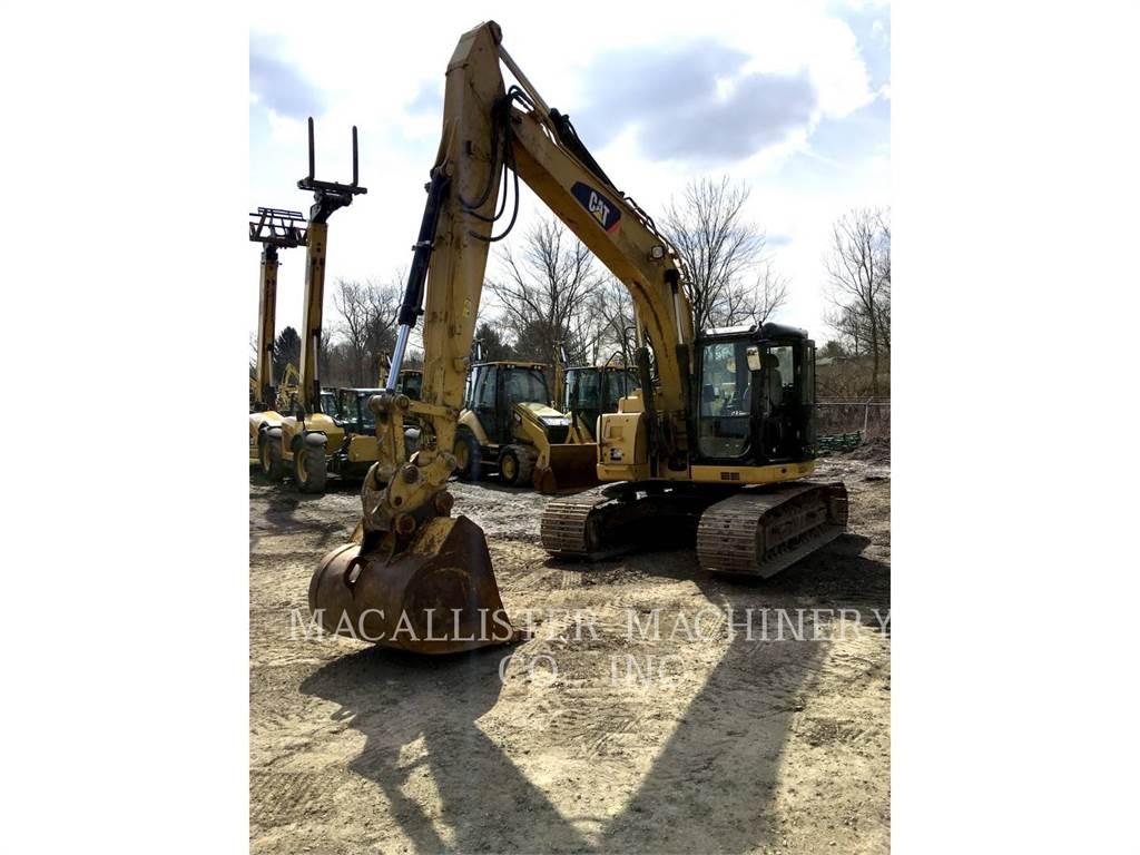 Caterpillar 314DLCR, Raupenbagger, Bau-Und Bergbauausrüstung