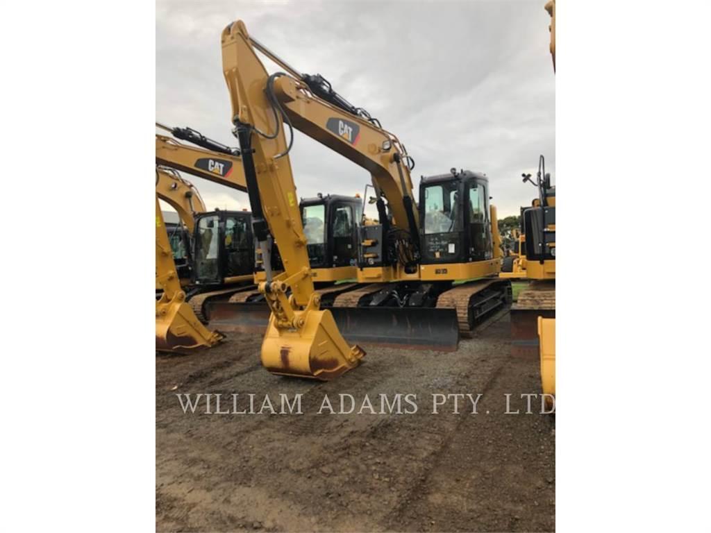Caterpillar 314E CR, Crawler Excavators, Construction