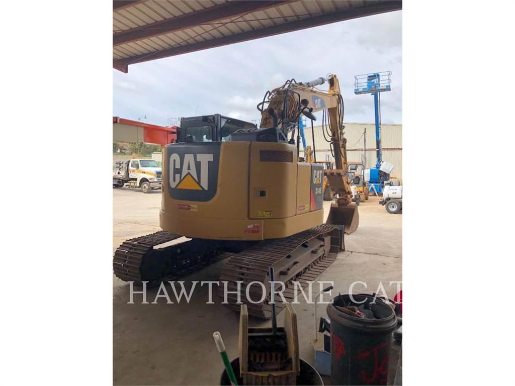 Caterpillar 314E CR TH, Escavadoras de rastos, Equipamentos Construção