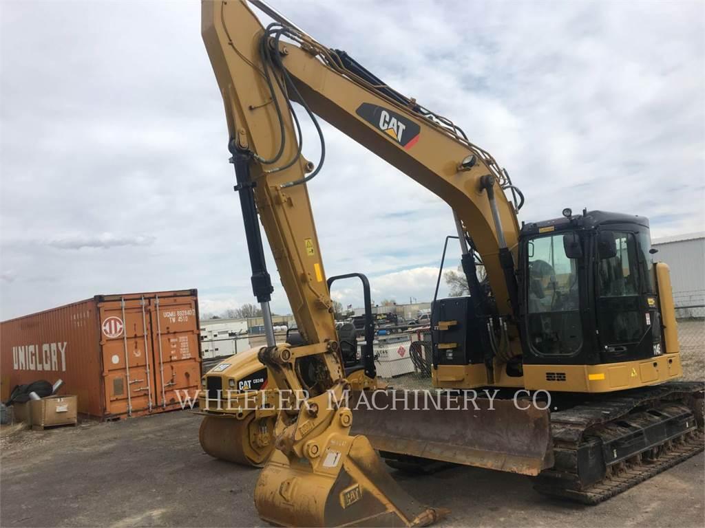 Caterpillar 314E L CF, Raupenbagger, Bau-Und Bergbauausrüstung