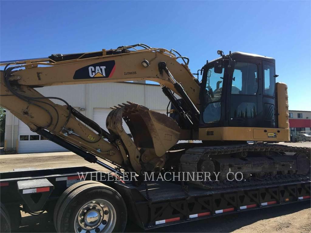 Caterpillar 314E L THM, Excavadoras de cadenas, Construcción