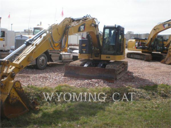 Caterpillar 314ELCR, Raupenbagger, Bau-Und Bergbauausrüstung