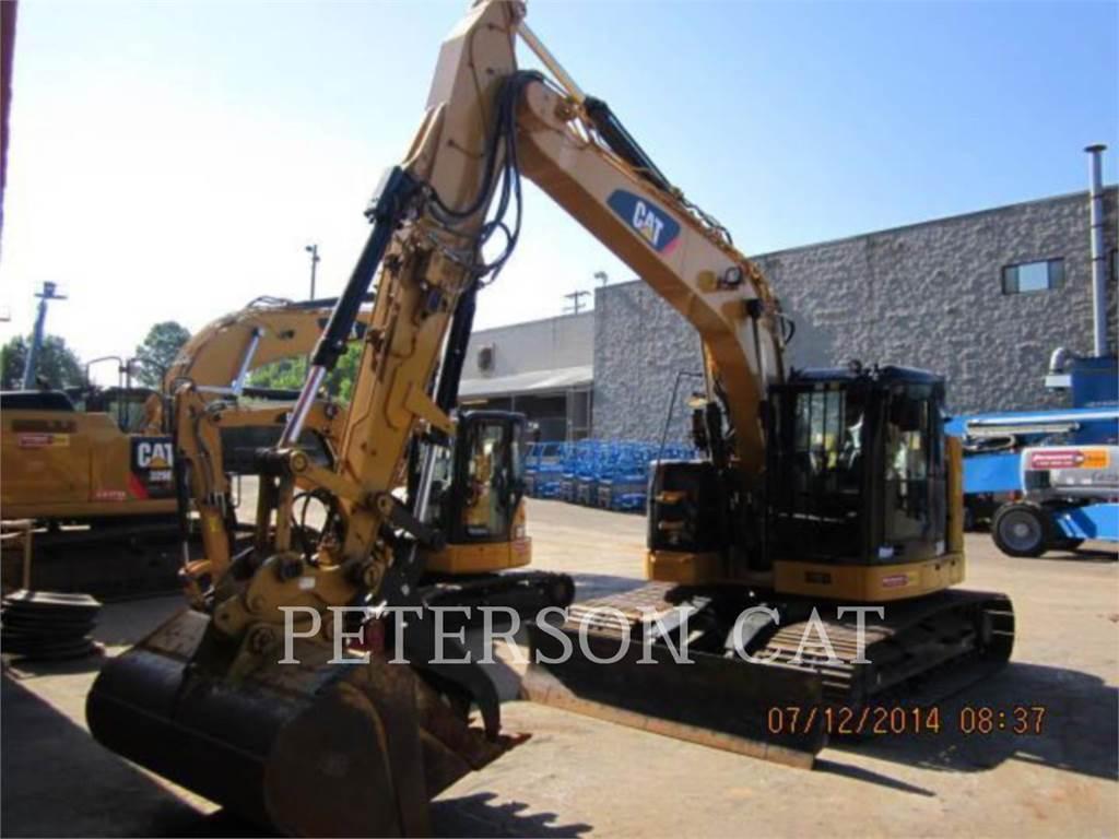 Caterpillar 314ELCR, Escavadoras de rastos, Equipamentos Construção