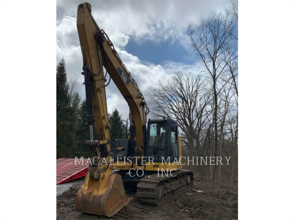Caterpillar 314ELCR, Escavatori cingolati, Attrezzature Da Costruzione