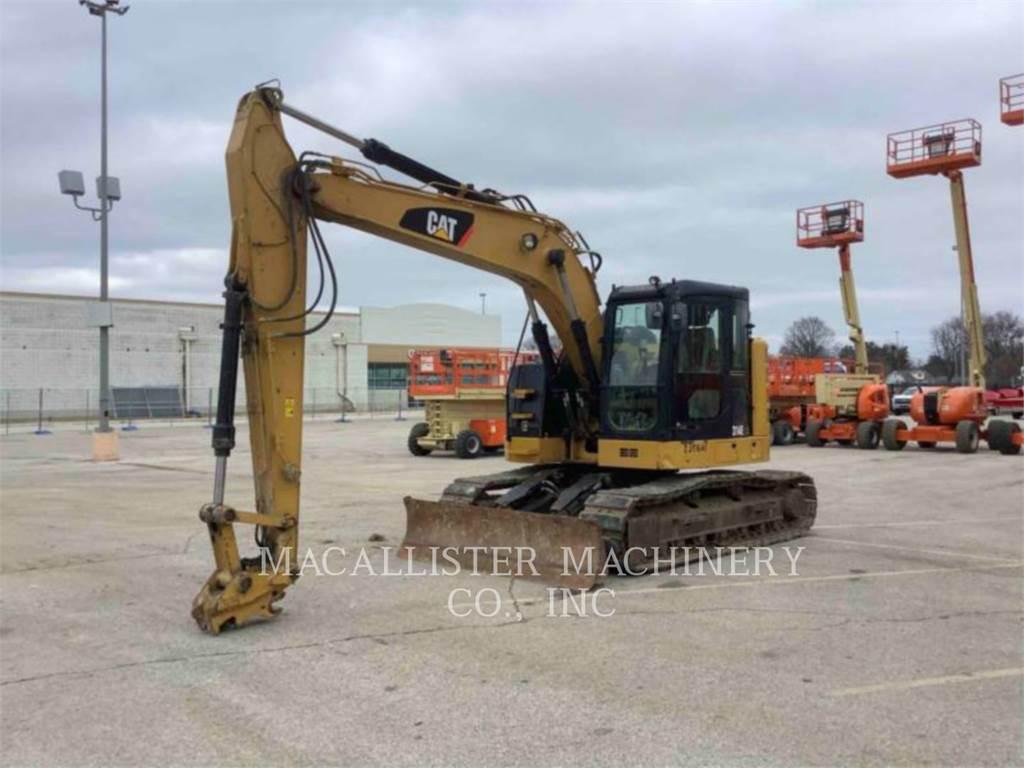 Caterpillar 314ELCR, Crawler Excavators, Construction