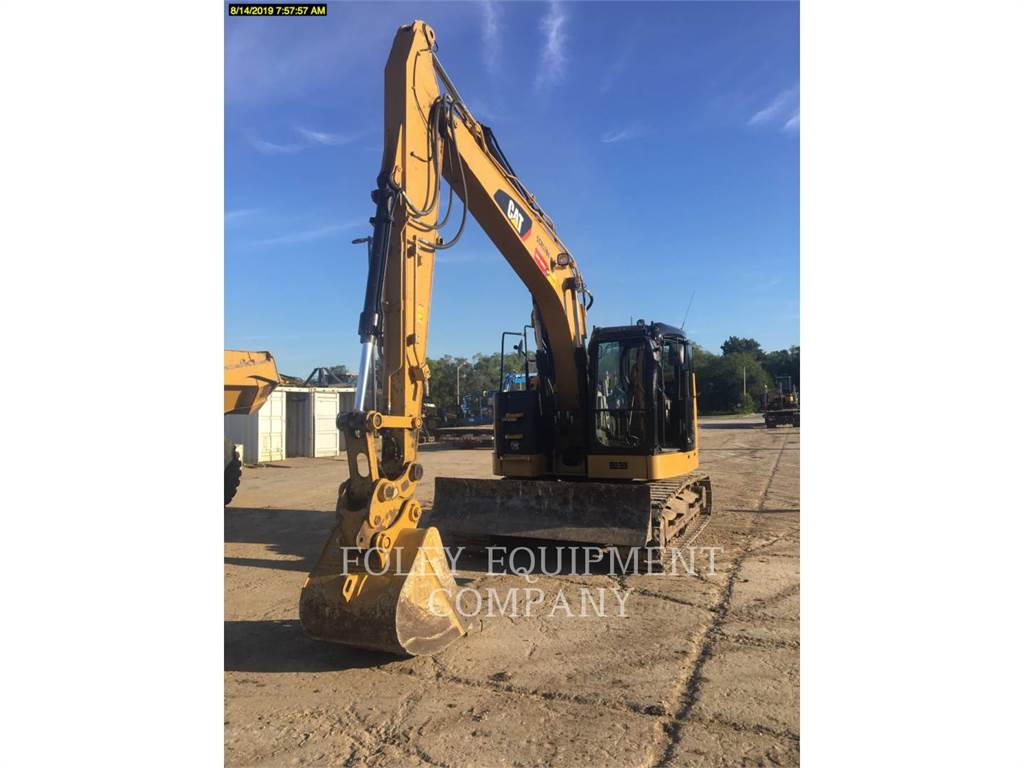 Caterpillar 314ELCR9, Crawler Excavators, Construction