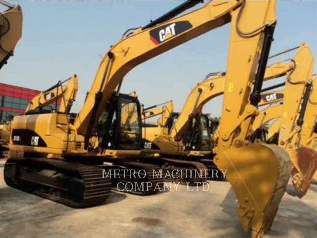 Caterpillar 315DL, Escavatori cingolati, Attrezzature Da Costruzione