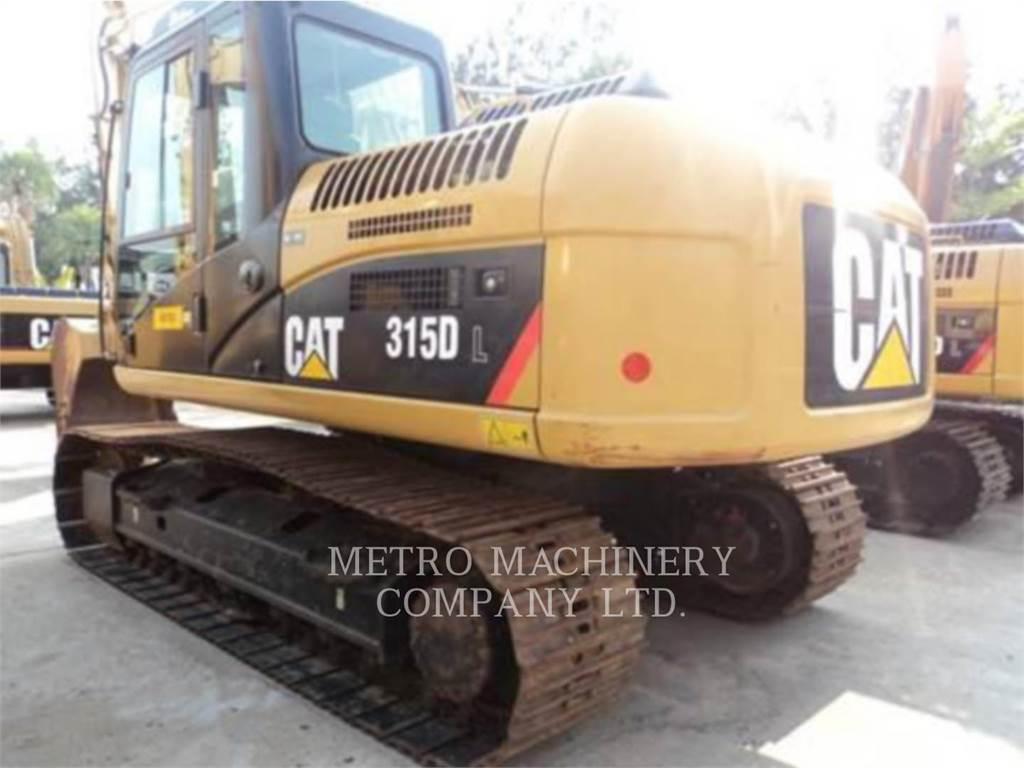 Caterpillar 315DL, Raupenbagger, Bau-Und Bergbauausrüstung