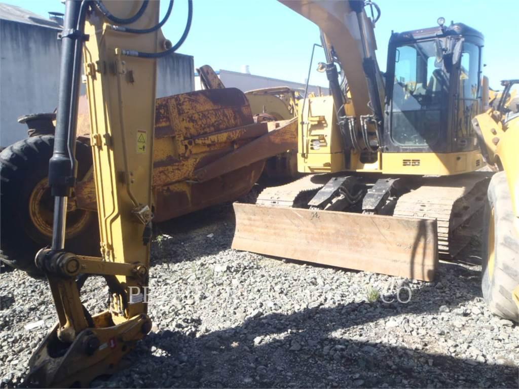 Caterpillar 315FL, Raupenbagger, Bau-Und Bergbauausrüstung