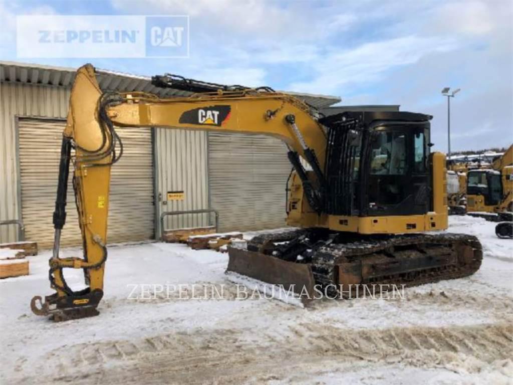 Caterpillar 315FL, Crawler Excavators, Construction