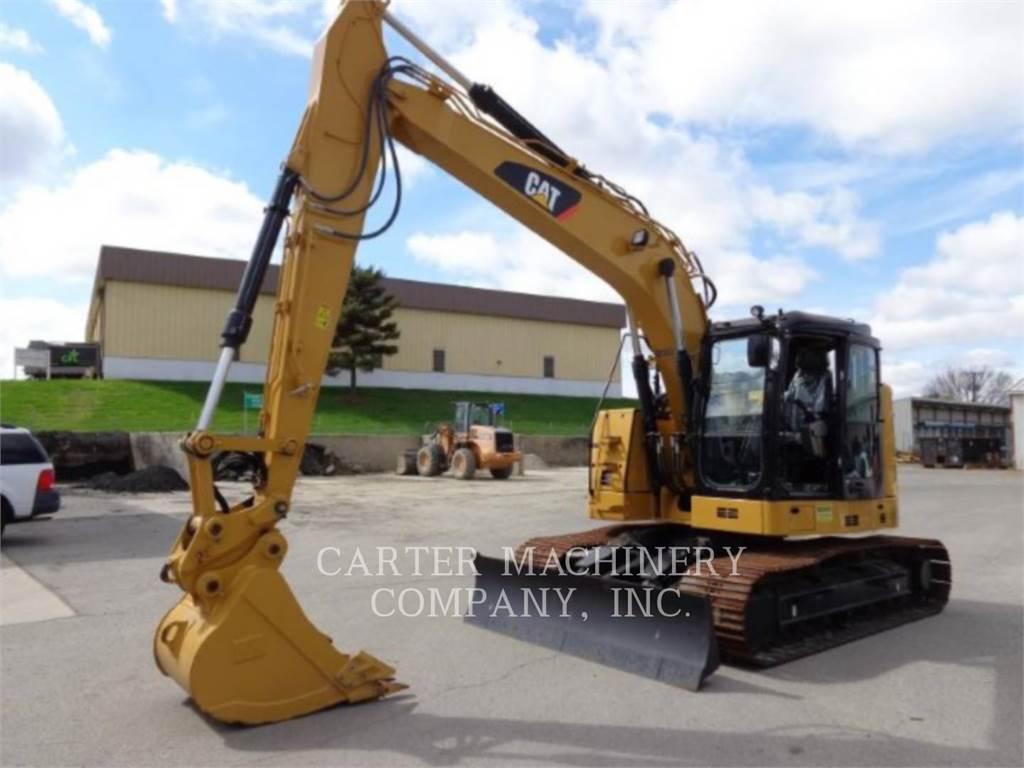 Caterpillar 315FL CFBL, Crawler Excavators, Construction