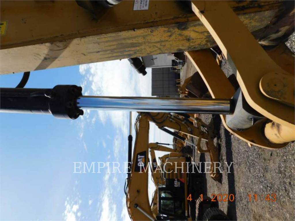 Caterpillar 315FL TH P, Crawler Excavators, Construction