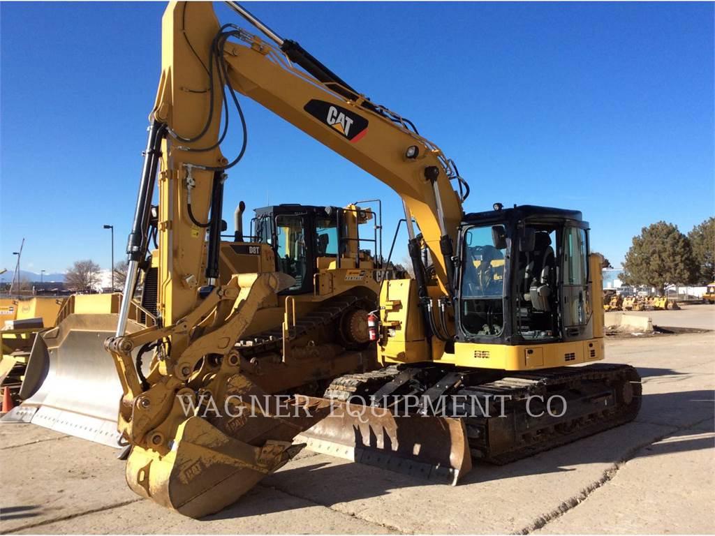 Caterpillar 315FL THB, Crawler Excavators, Construction