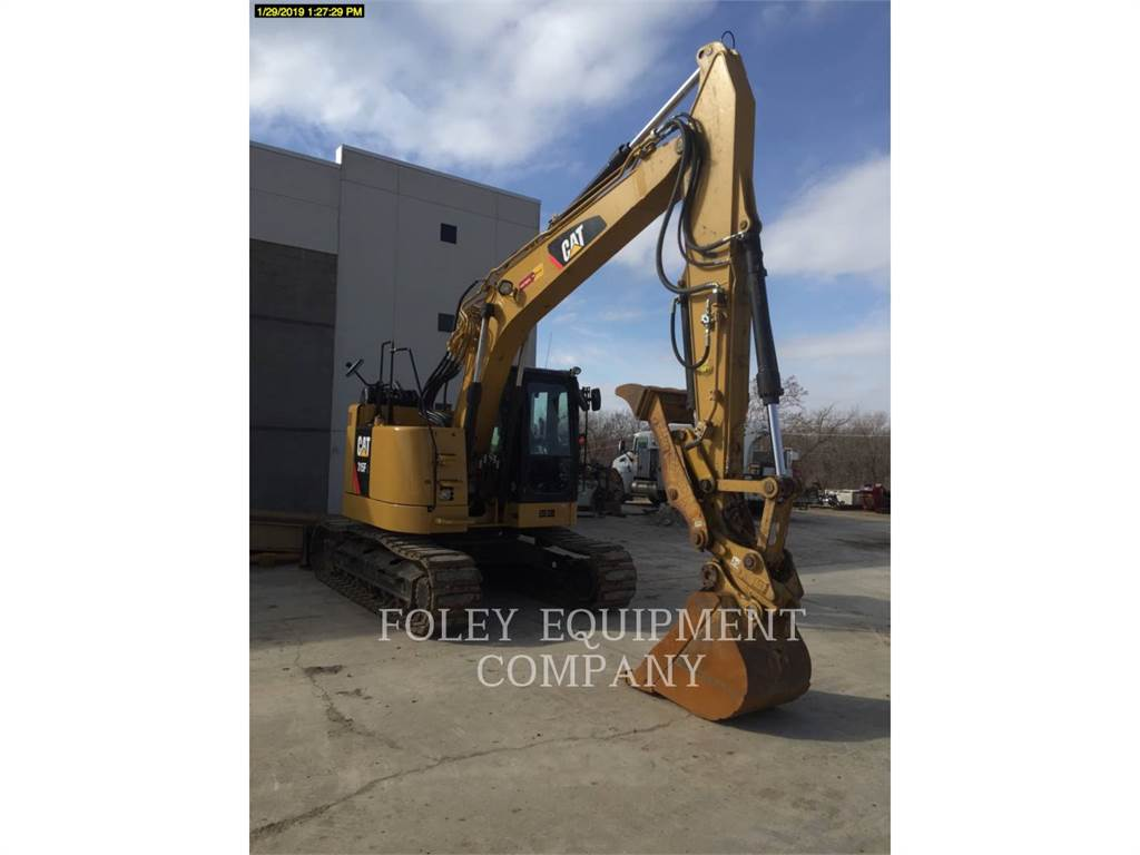 Caterpillar 315FL9, Crawler Excavators, Construction