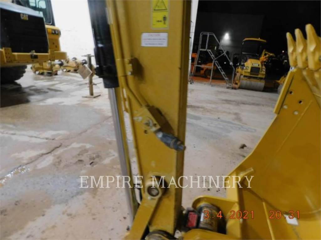 Caterpillar 315FLCR, Excavatoare pe senile, Constructii