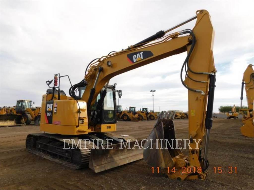 Caterpillar 315FLCR, Crawler Excavators, Construction