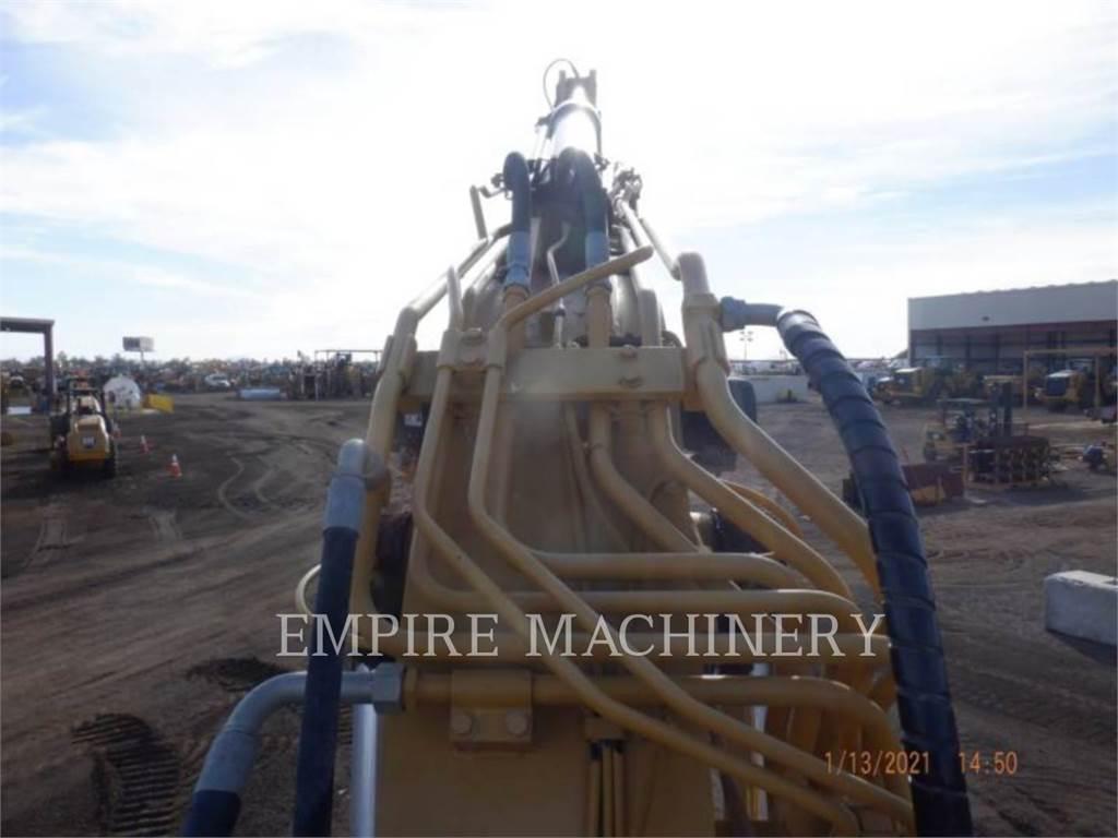Caterpillar 315FLCR、クローラー式油圧ショベル(パワーショベル・ユンボ)、建設