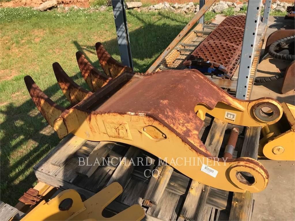 Caterpillar 316 HTHUMB, Enganches rápidos, Construcción