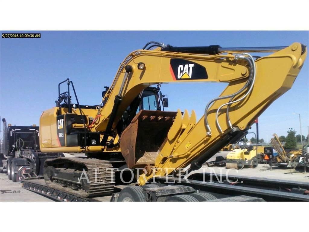 Caterpillar 316EL CGC-, Crawler Excavators, Construction