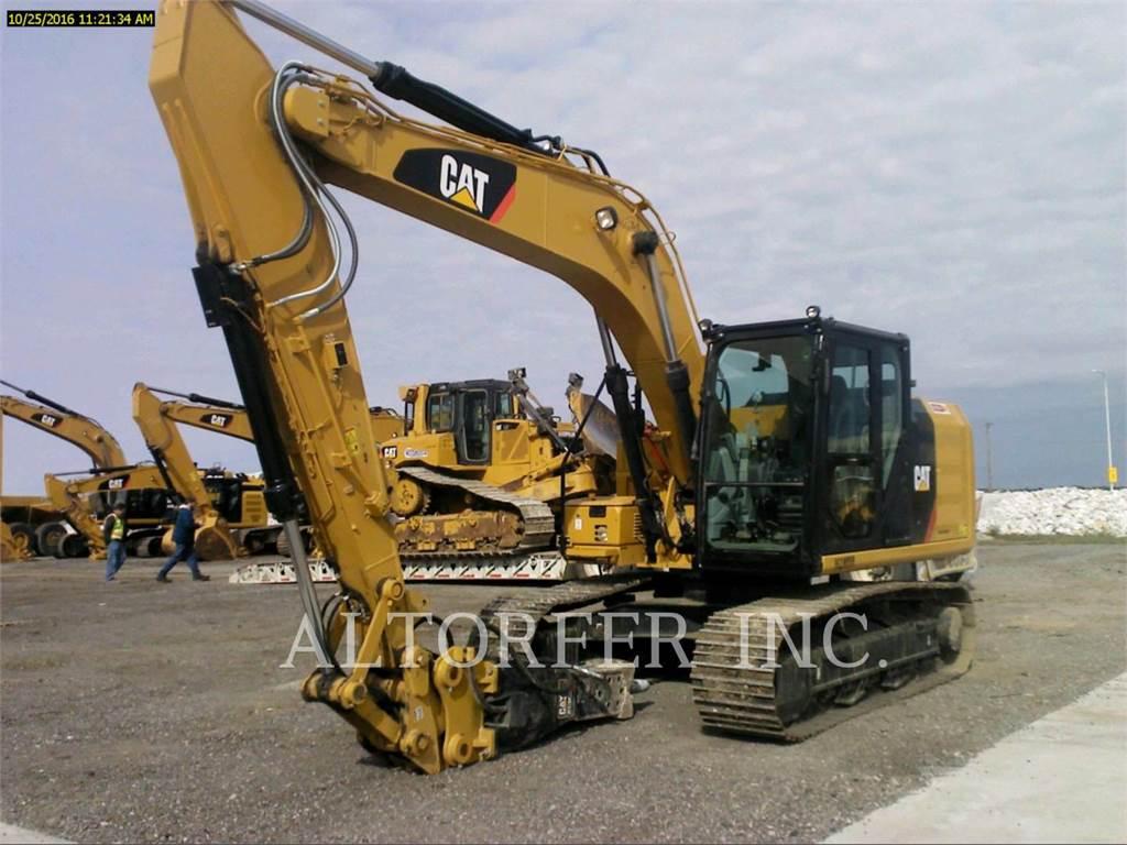 Caterpillar 316FL CGC-, Crawler Excavators, Construction