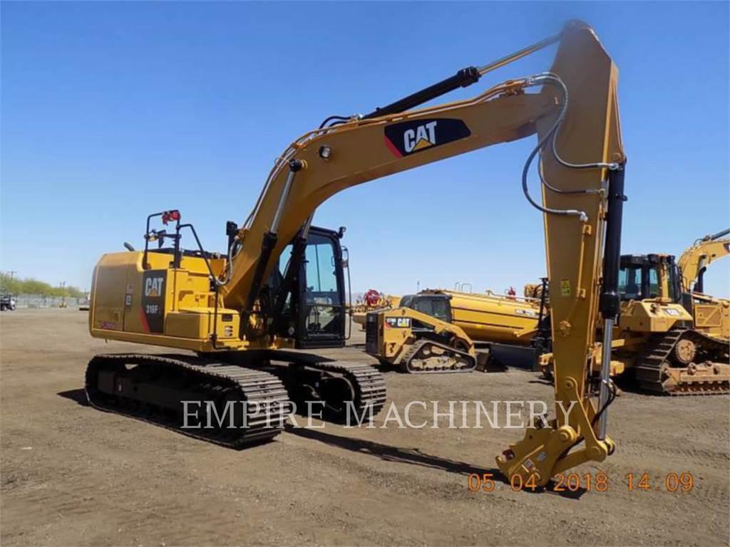 Caterpillar 316FL P, Raupenbagger, Bau-Und Bergbauausrüstung