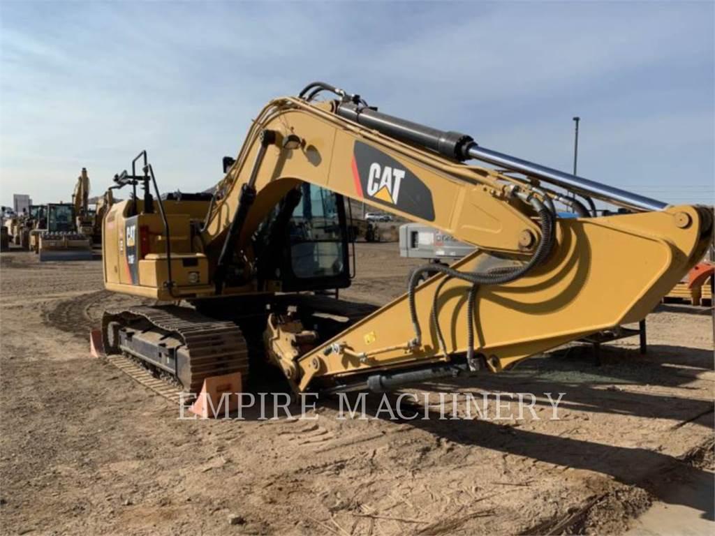 Caterpillar 316FL P, Excavadoras de cadenas, Construcción