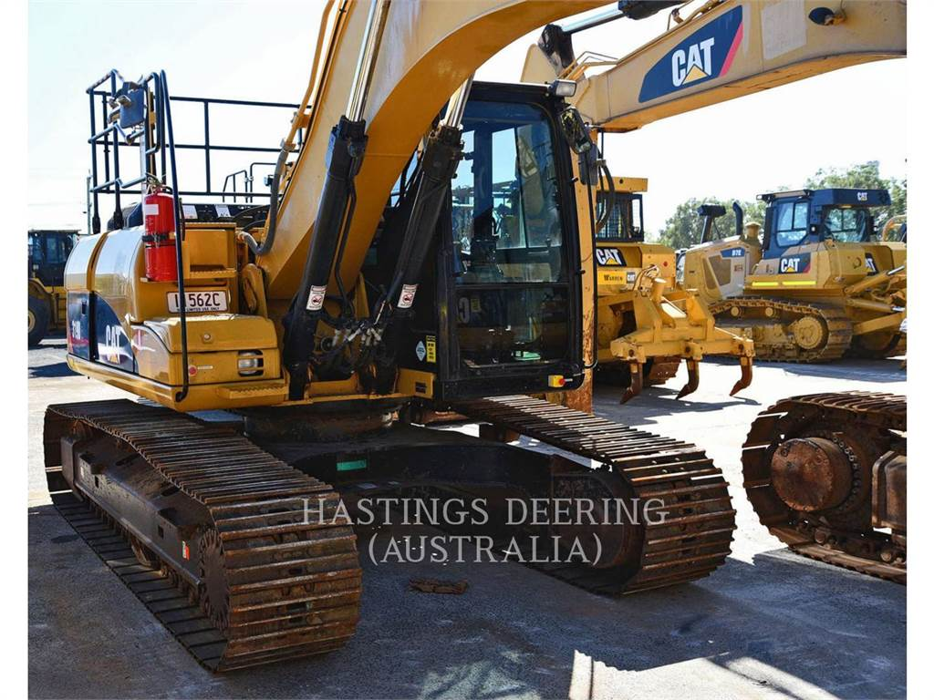 Caterpillar 319DL, Pelle sur chenilles, Équipement De Construction