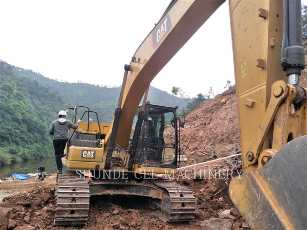 Caterpillar 320-07, Crawler Excavators, Construction