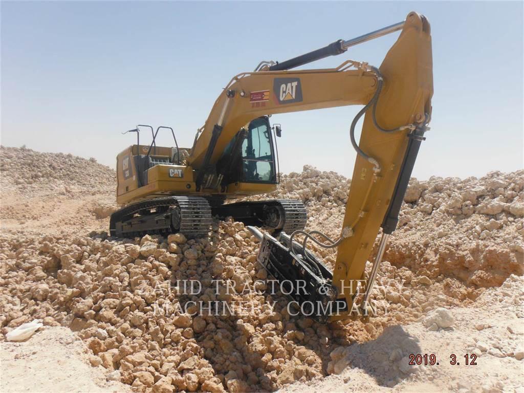 Caterpillar 320-07, Escavatori cingolati, Attrezzature Da Costruzione