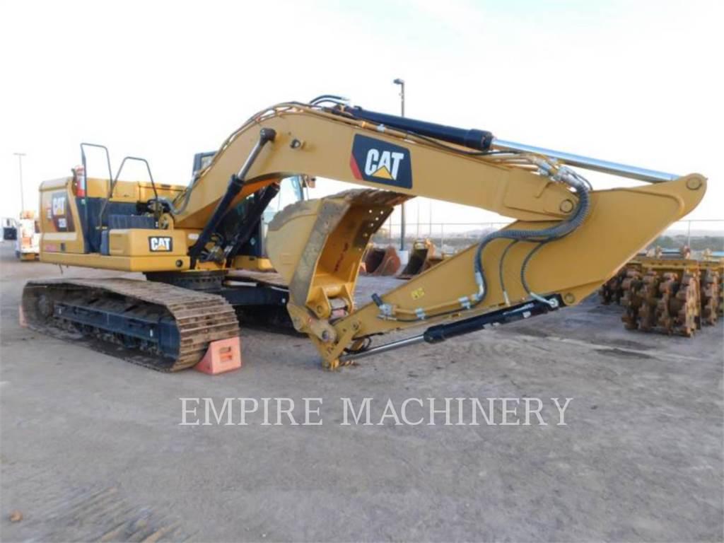 Caterpillar 320-07 P、クローラー式油圧ショベル(パワーショベル・ユンボ)、建設
