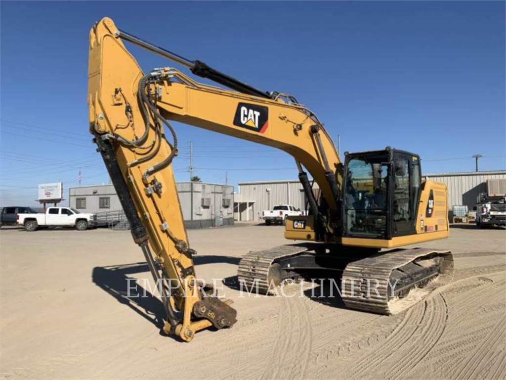 Caterpillar 320-07 THP、クローラー式油圧ショベル(パワーショベル・ユンボ)、建設