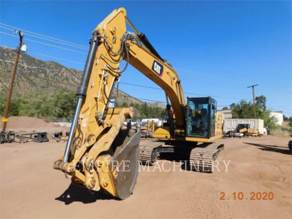 Caterpillar 320-07 THP, Raupenbagger, Bau-Und Bergbauausrüstung