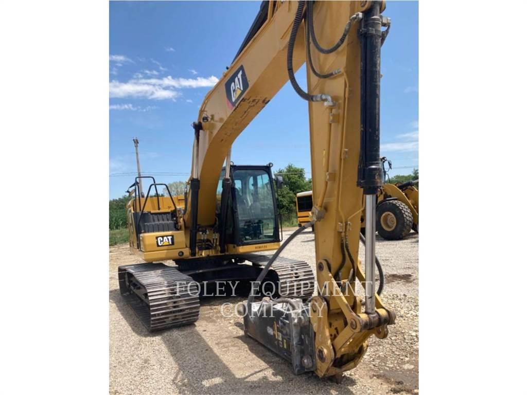 Caterpillar 320-079X, Crawler Excavators, Construction