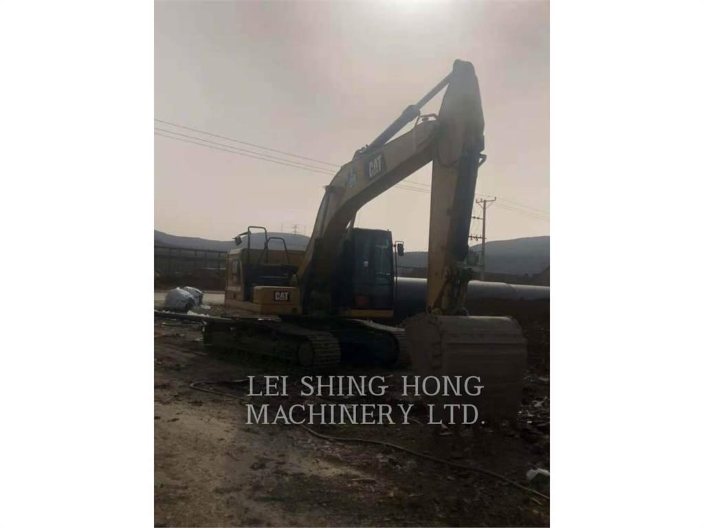 Caterpillar 320-07GC、履带挖掘机、建筑设备