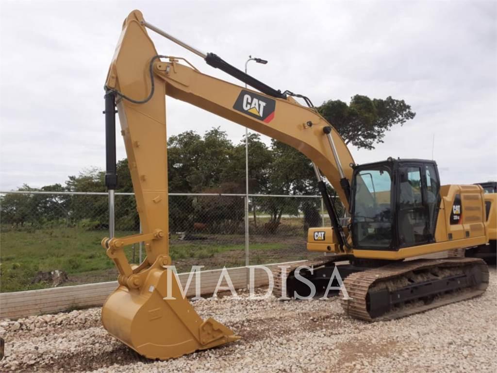 Caterpillar 320-07GC, Crawler Excavators, Construction