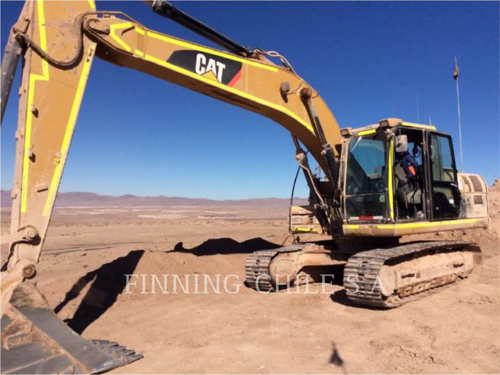 Caterpillar 320 D, Raupenbagger, Bau-Und Bergbauausrüstung
