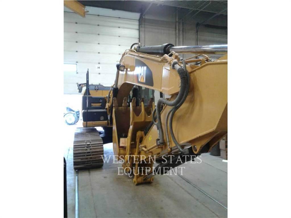 Caterpillar 320 E L, Pelle sur chenilles, Équipement De Construction