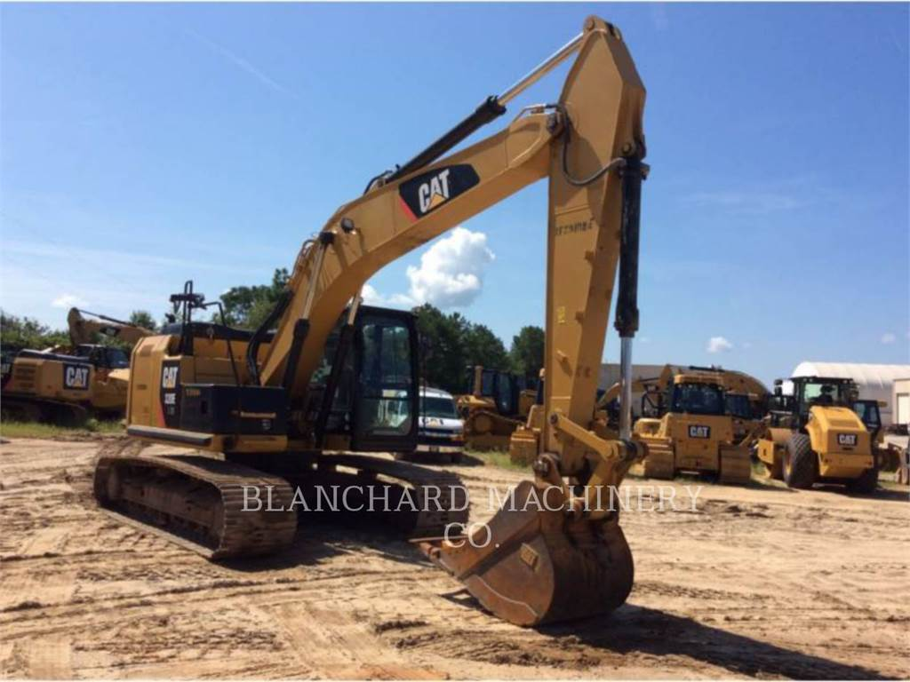 Caterpillar 320 E L, Escavatori cingolati, Attrezzature Da Costruzione
