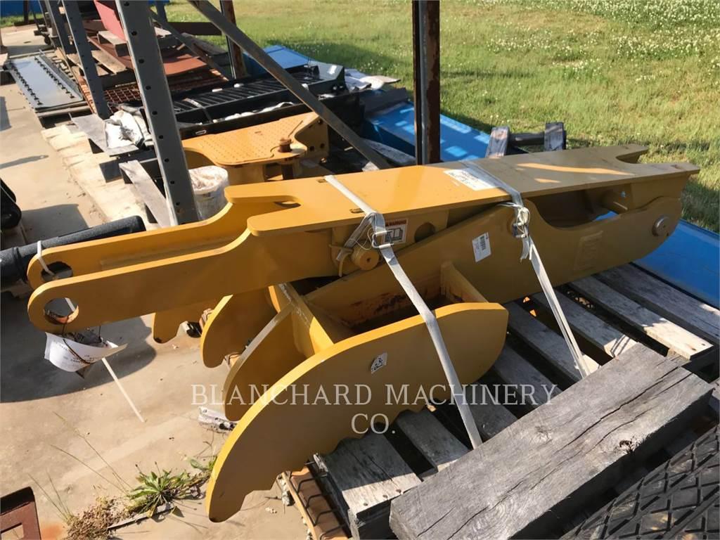 Caterpillar 320 THUMB, Enganches rápidos, Construcción