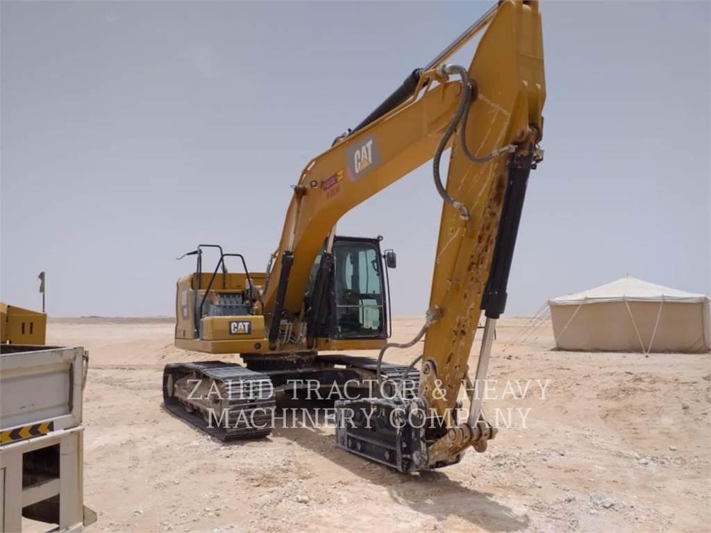 Caterpillar 32007, Escavatori cingolati, Attrezzature Da Costruzione