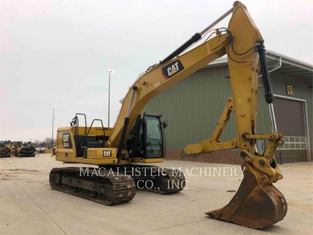 Caterpillar 32007, Raupenbagger, Bau-Und Bergbauausrüstung