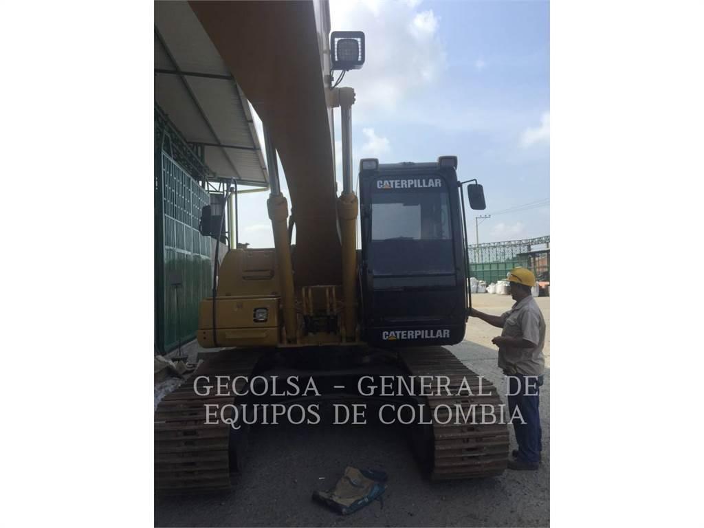 Caterpillar 320C, Crawler Excavators, Construction