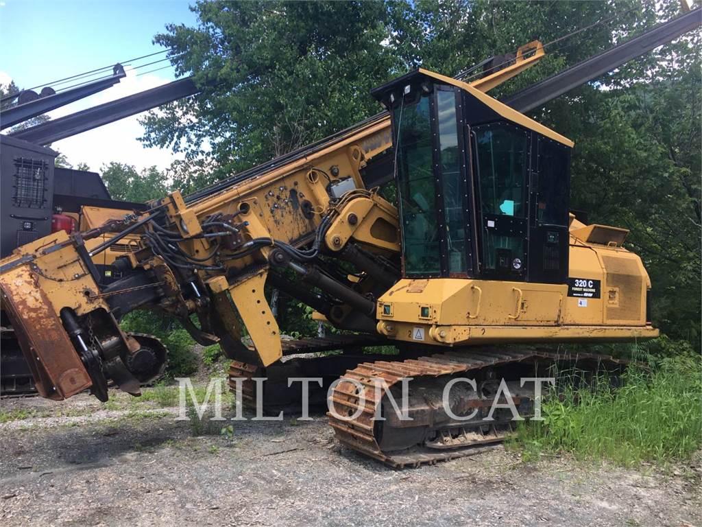 Caterpillar 320C FM, Petroleum Engines, Construction
