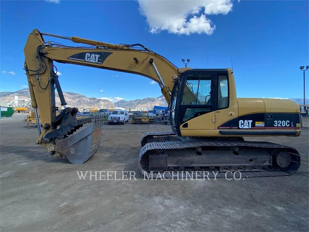 Caterpillar 320C L MA3, Crawler Excavators, Construction