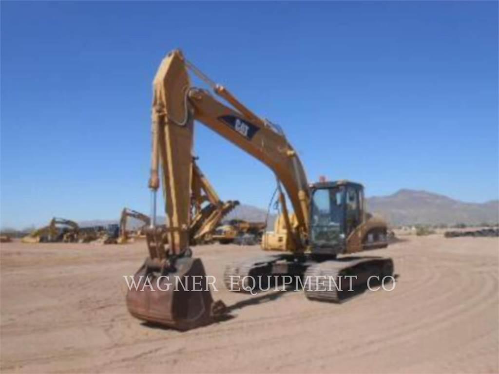 Caterpillar 320CL、クローラー式油圧ショベル(パワーショベル・ユンボ)、建設