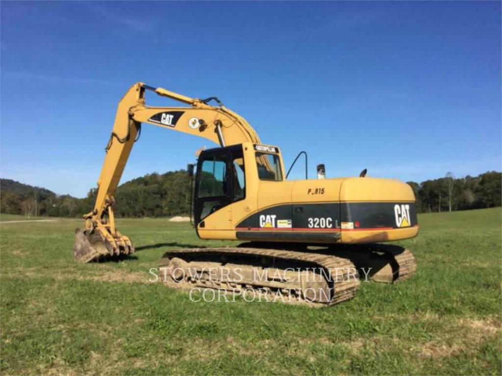 Caterpillar 320CL, Raupenbagger, Bau-Und Bergbauausrüstung